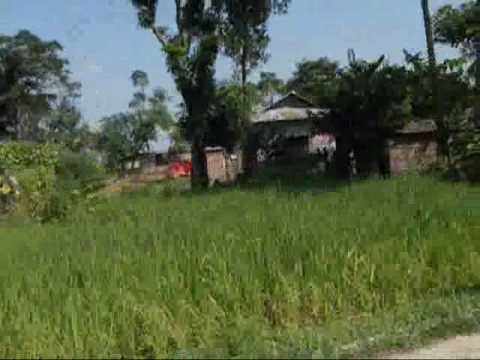 Villages of Nepal Terai.wmv