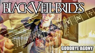 GOODBYE AGONY (Solo + Tab) - BLACK VEIL BRIDES (Cover) - JOAN MANUEL DEFELIPPE