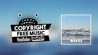 Joakim Karud - Waves (Vlog Music Copyright Free Music)