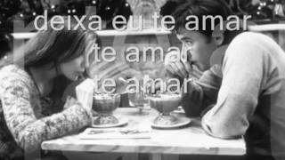 Letra -Preciso desse amor