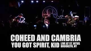 Coheed And Cambria - You Got Spirit, Kid [Live at Saint Vitus Brooklyn]