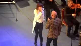 Pet Shop Boys feat. Chrissie Hynde - Rent (Live @ Royal Albert Hall, 23/07/2014)