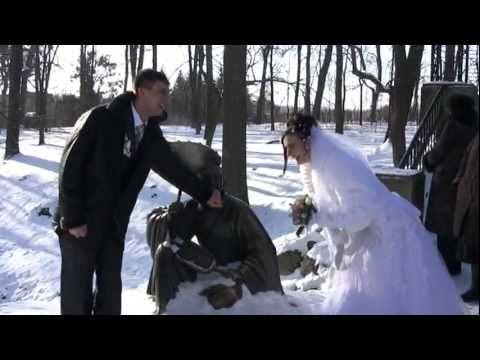 Саша та Алена, весілля в Бузівці (відеозйомка)