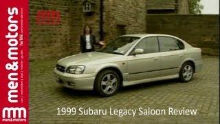 1999 Subaru Legacy Saloon Review width=