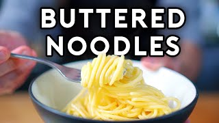 Binging with Babish: Buttered Noodles from Community