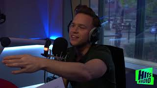 Olly Murs tells us how he got Snoop Dogg on his new single!