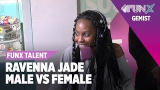 Josylvio – Ride Or Die (Ravenna Jade Remix) | FunX Talent Male vs. Female - Finale