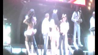 Ymperio show mujaes viana 22-06-2011