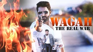Wagah The Real War (2019) | New South Indian Movies Dubbed in Hindi 2019 | South Action Movie Dubbed