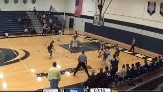 Wesley Men's Basketball's Evan Anderson Game-Winner vs. PSU-Harrisburg