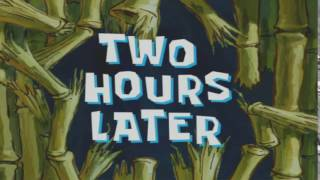 Two Hours Later | SpongeBob Time Card #79