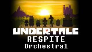 Undertale - Respite - Orchestral