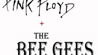 Pink Floyd + Bee Gees - Staying Alive in The Wall (Lyrics/Letra)