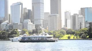 Dub Boat in Sydney