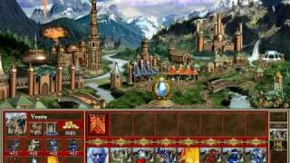 Heroes of Might and Magic III - Armageddon's Blade: Conflux theme by Paul Romero