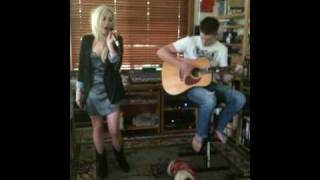 Maroon 5 - She Will Be Loved. Acoustic cover by Cel & Tim