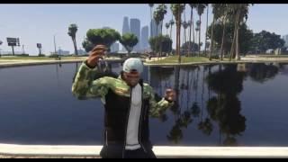 Una Noche MasbDaniRep ft  Jose de Rico (Preview) GTA 5 ONLINE PARODIA