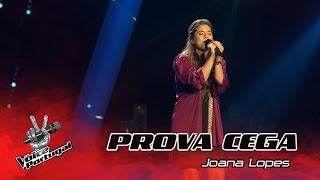 "Joana Lopes - ""At Last"" | Provas Cegas | The Voice Portugal"