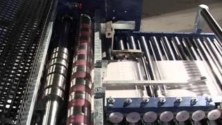 Greeting Card Production-High Speed Belt Plow