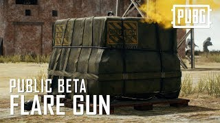 PUBG - Public Beta: Flare Gun