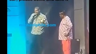 Full video of Olamide and Don-Jazzy's beef at the headies awards