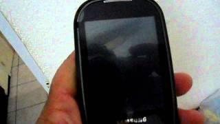 Tela apagando no Galaxy 5