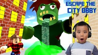Escape The City Obby CKN Gaming