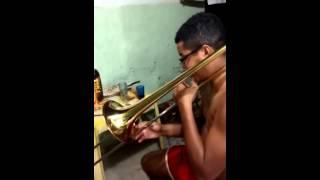Digão do cavaco e Folha Trombone 1