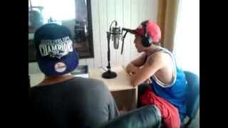 Chystemc  en vivo en la radio nahuelbuta, Curanilahue