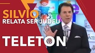 Silvio Santos relata que é judeu e faz jejum