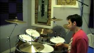 Right On time- Red Hot Chili Peppers-Drum Cover