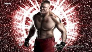 2013  Brock Lesnar 6th and New WWE Theme Song  Next Big Thing  Remix