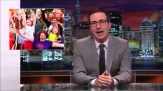 John Oliver Describes Countries
