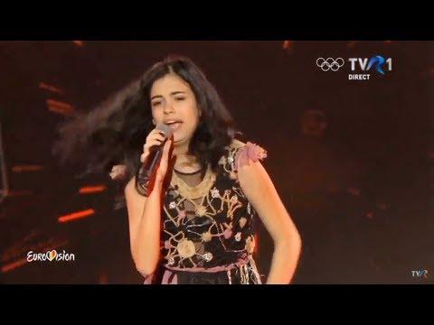 Dora Gaitanovici - Fără tine | Semifinala Eurovision 2018