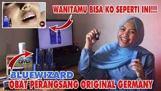 Blue Wizard Original Bandung   Obat Perangsang Asli Jerman 100% Ampuh Untuk Wanita