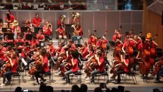 Orquestra Geração - Dança Ma Mi Criôla (Tito Paris) Casa da Música - 2017