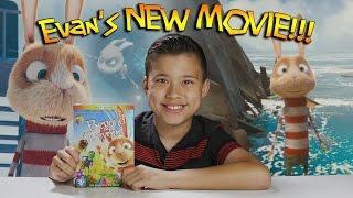 BEYOND BEYOND - Evan's First Movie!!!