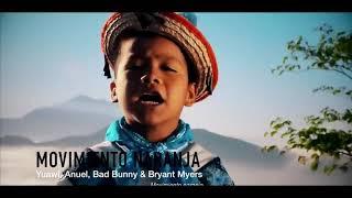 Movimiento Naranja (Remix) Anuel ft Bad Bonny Bryant Mayers