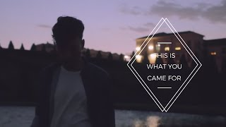 CALVIN HARRIS Ft. RIHANNA - THIS IS WHAT YOU CAME FOR | Michele Grandinetti Cover
