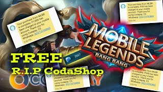 How to get free diamonds on codashop mobile legends videos