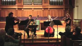 Paganini. Quartet 15 for viola, violin, cello, and guitar. II. Minuetto