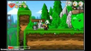 Epic Battle Fantasy Adventure Story Boss Fight 1 epic walkthrough