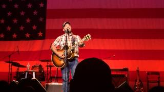 Aaron Lewis - The Rainbow Connection ( Cover ) @ BergenPAC Englewood NJ 6/7/15