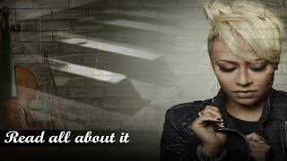 Emeli Sande - Read All about it Part 3 (Piano & cello music karaoke | instrumental)