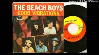 The Beach Boys Good Vibrations mono 45