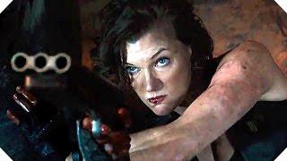 "RESIDENT EVIL 6 Bande Annonce VF Officielle (""Chapitre Final"" - Film, 2017)"