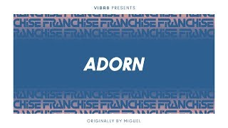 Miguel - Adorn (Franchise Cover)