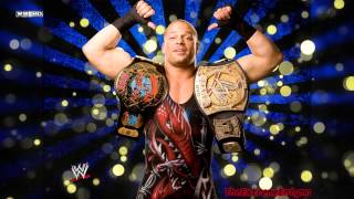 "Rob Van Dam 5th WWE Theme Song ""One Of A Kind"""