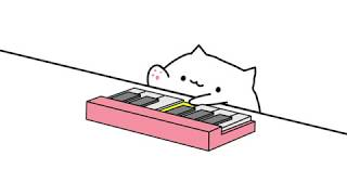 Bongo Cat knows only 5 notes but still fire asf