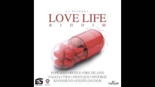 Konshens - Wid Ease - Love Life Riddim - May 2015